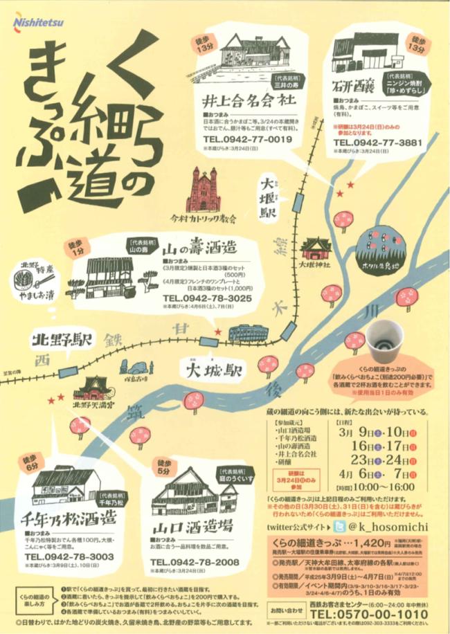 くらの細道2013